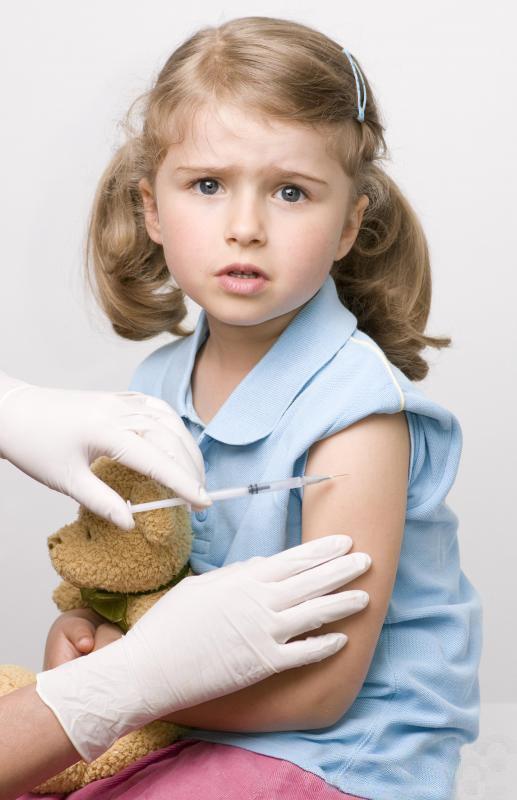 Вакцинирование детей