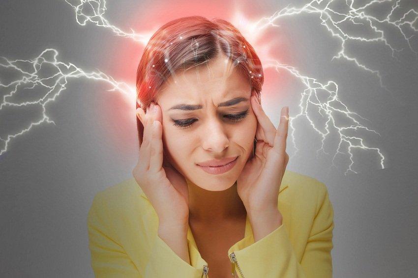 Болит голова в жару