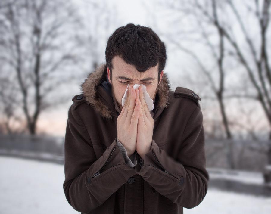 Простуда или грипп