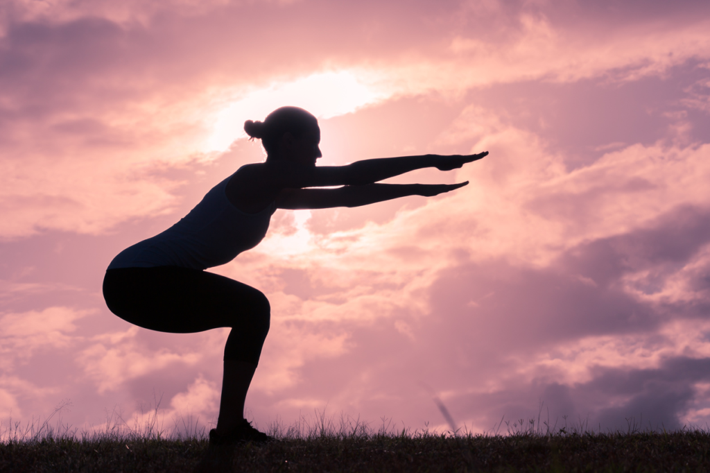 упражнения на укрепление ног