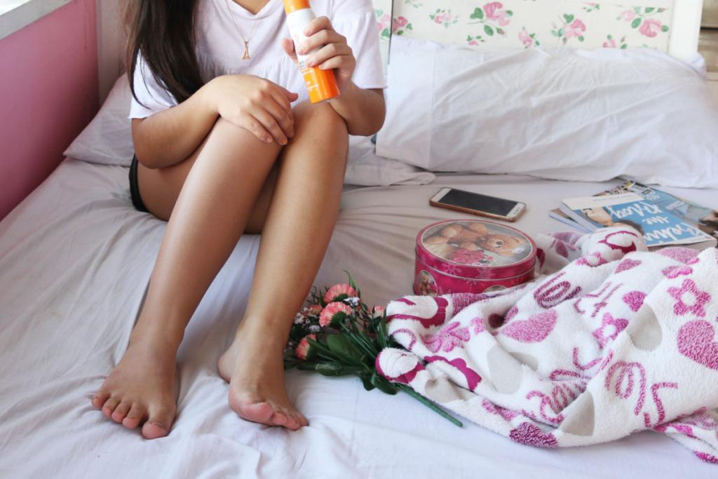увлажняющие кремы для ног