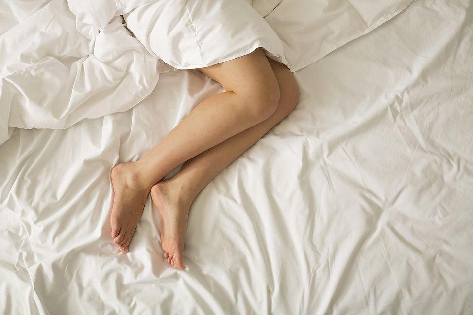 Судороги ног ночью