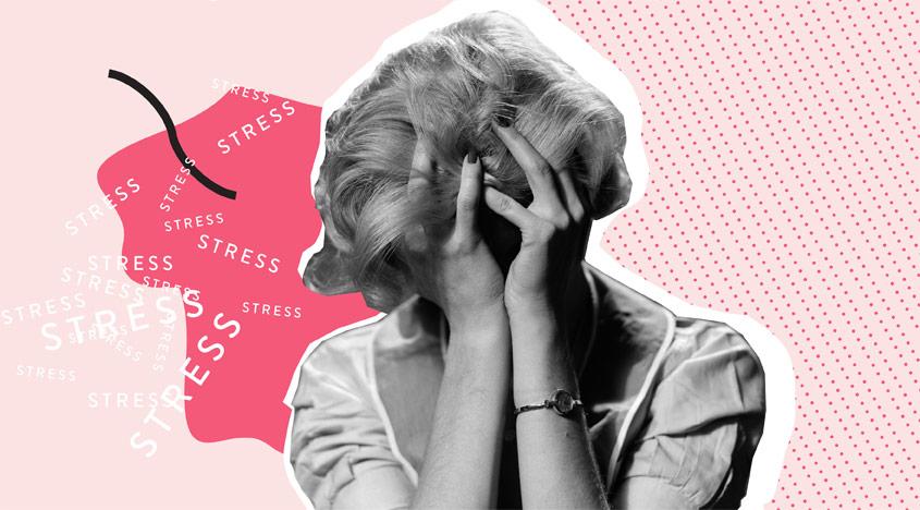 уровень стресса