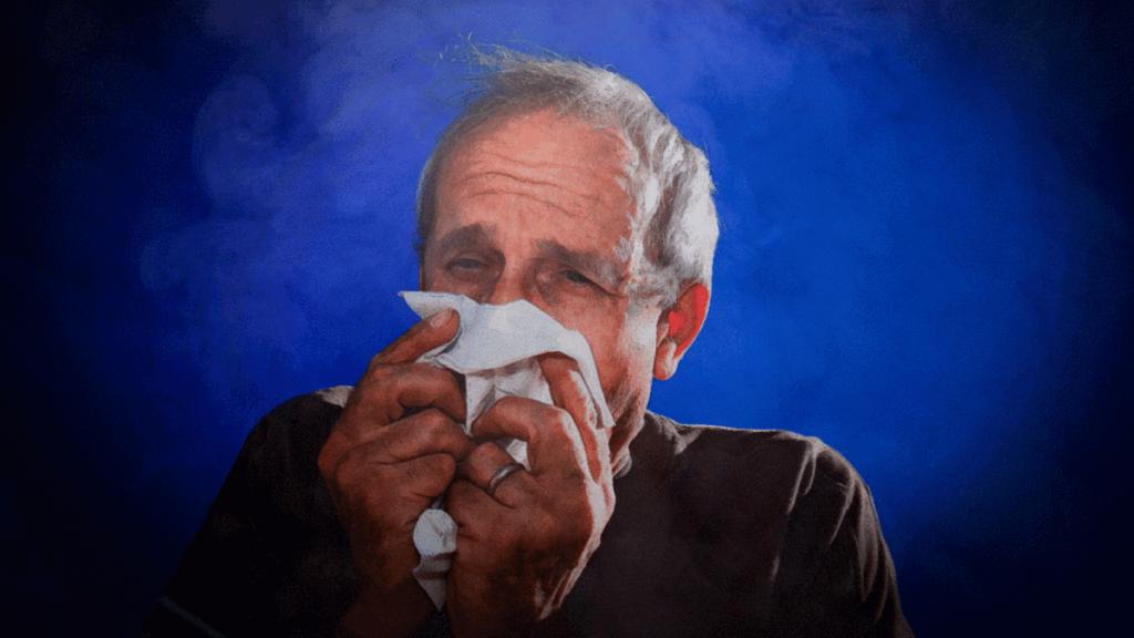 Инвазивная пневмококковая пневмония