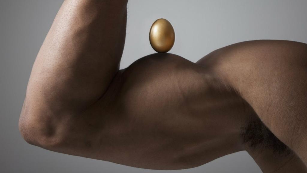 Куриные яйца для спортсмена