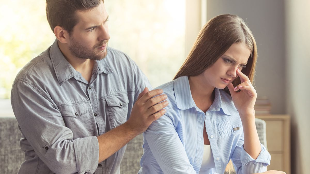 недостаток общения между супругами