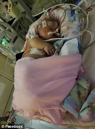 Мариана в больнице