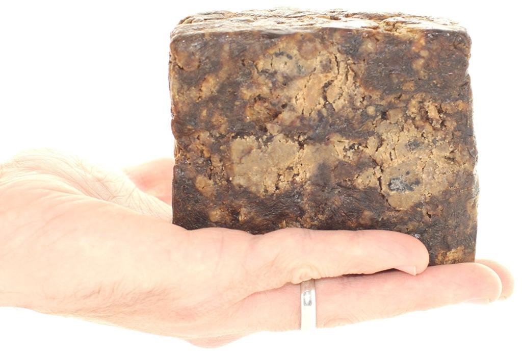 черное мыло из Африки