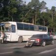 Авария на Волоколамке