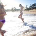 Как купаться в жару