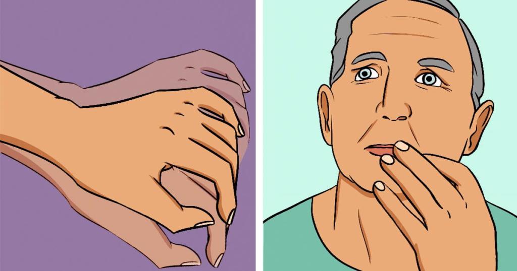 Симптомы Паркинсона