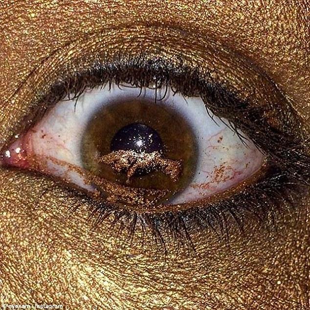 Золотой глаз