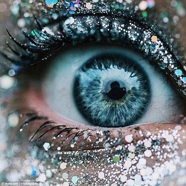 Серебряный глаз