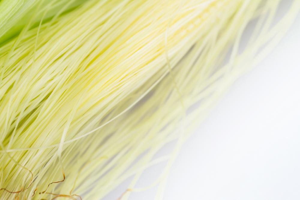 кукурузный шелк