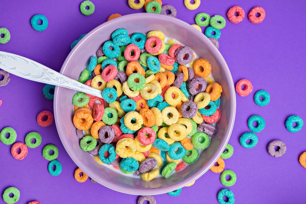 Вредные пищевые красители