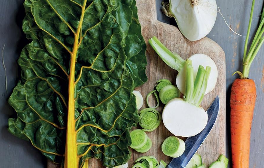 Сколько надо есть овощей и фруктов?