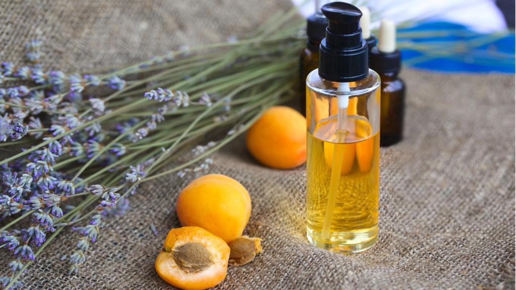 Аромат абрикосовое масло