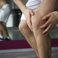 Укрепите поврежденные колени