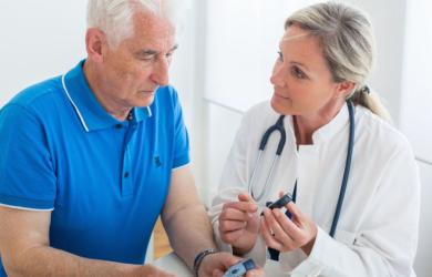 Замена сустава при диабете
