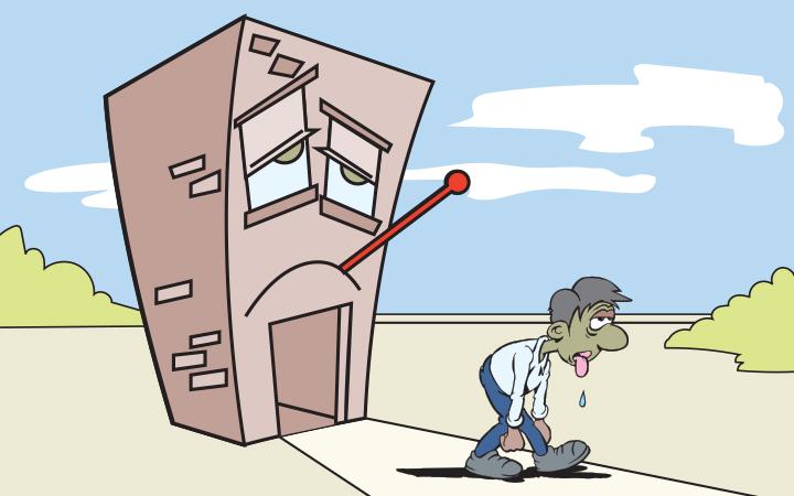 Синдром больного здания