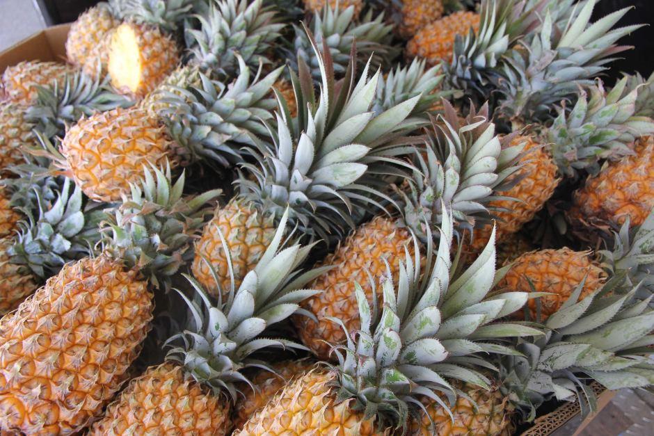 5 полезных свойств ананасов