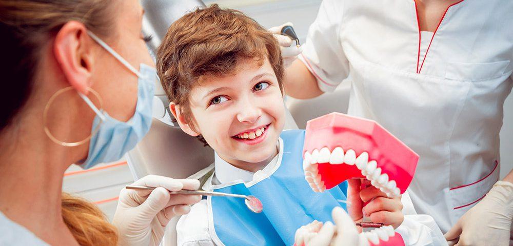 Первый визит к стоматологу-ортодонту