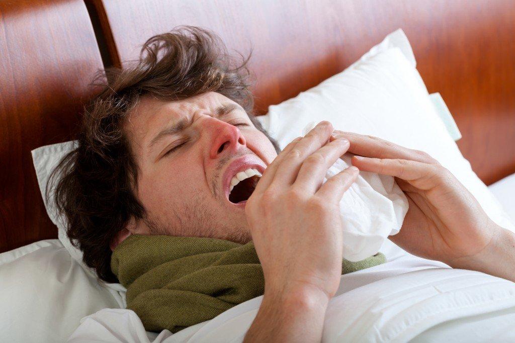 Почему мы чихаем