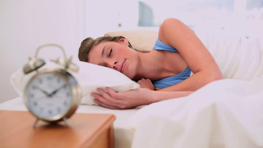 Просыпаться без будильника