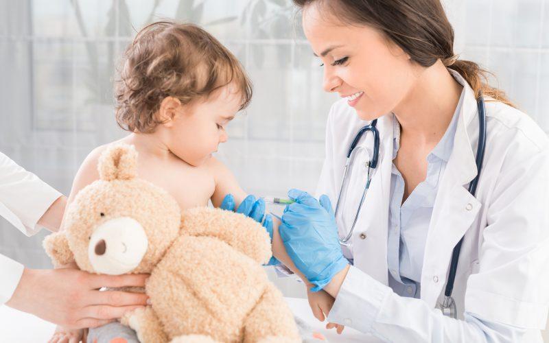 вакцинация у ребенка