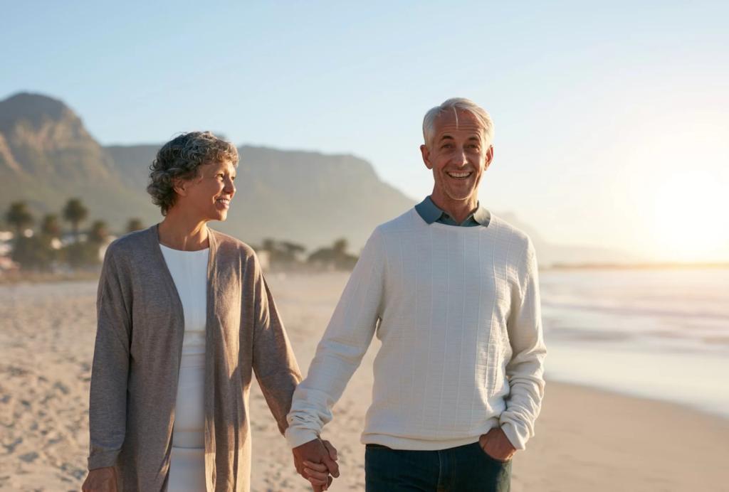 Ходьба помогает жить дольше