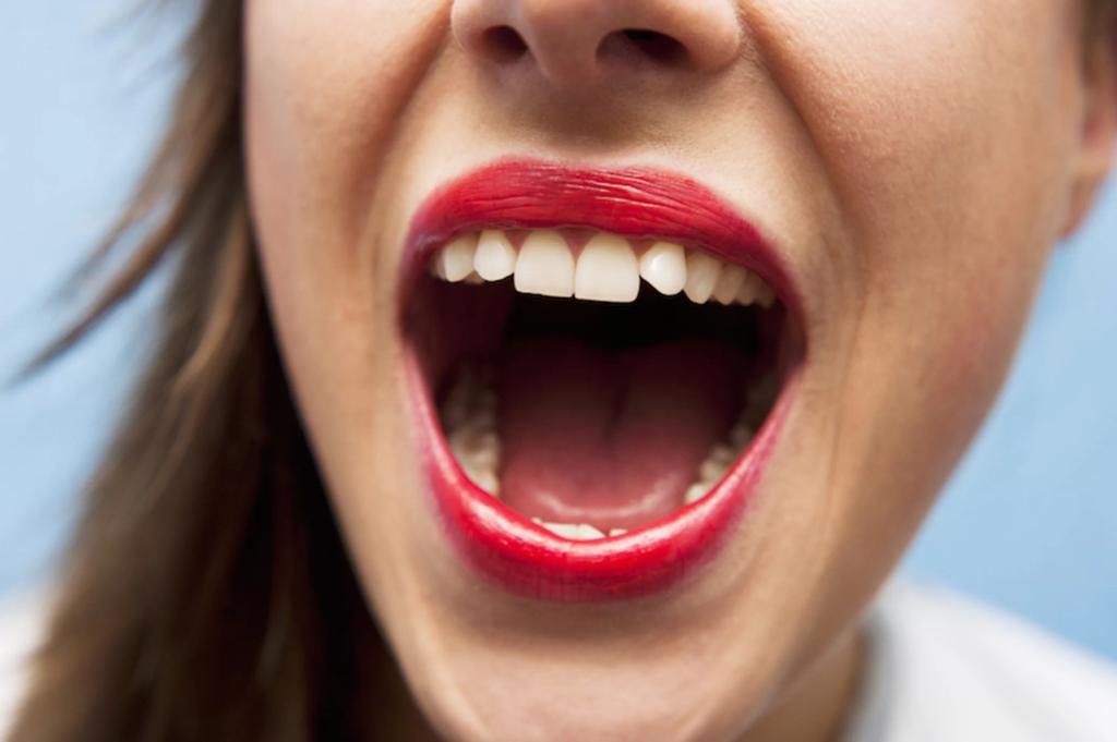 Бактерии в рту
