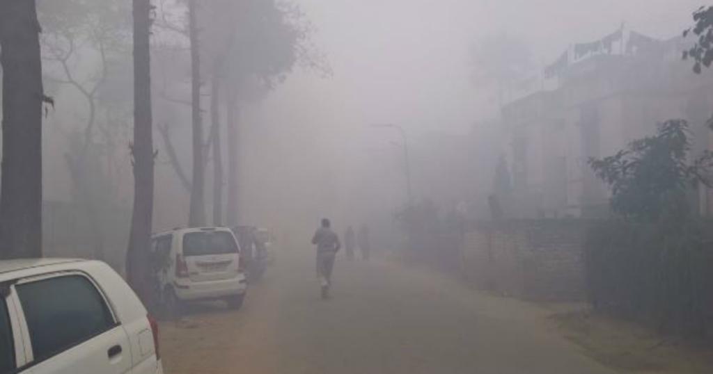 туман перед глазами