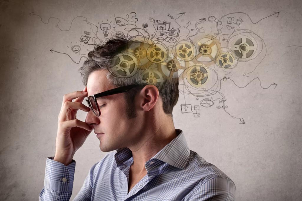 Как мозг блокирует нежелательные мысли