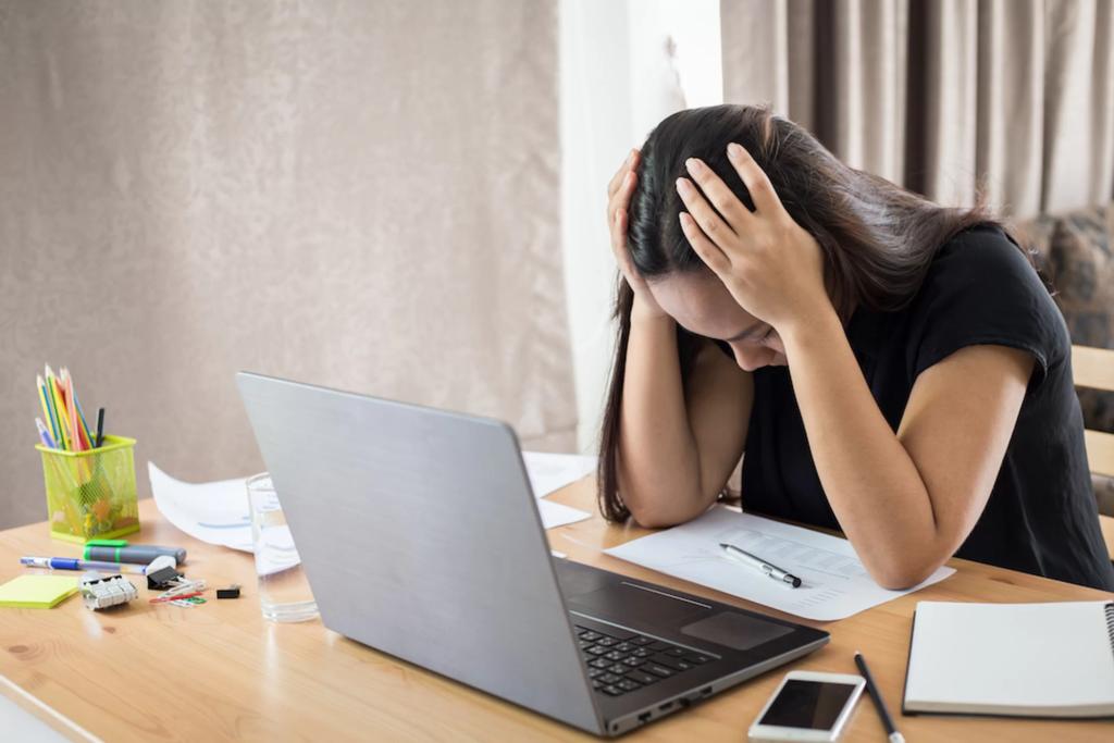 Стресс от негативных событий жизни
