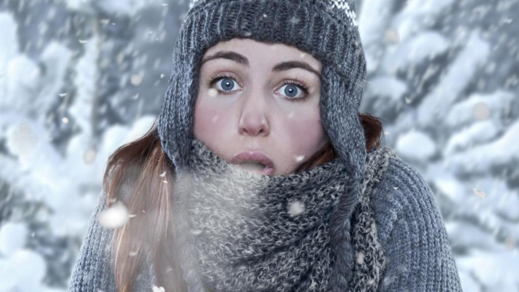 Зимой может развиться астения