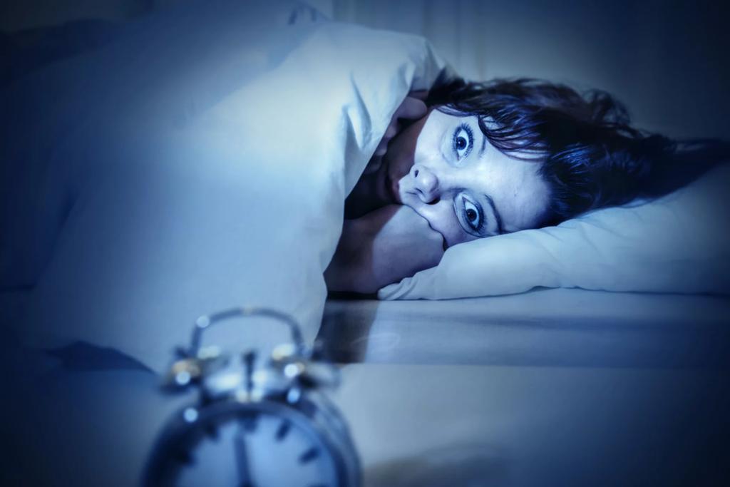 Стресс днем вызывает кошмары ночью