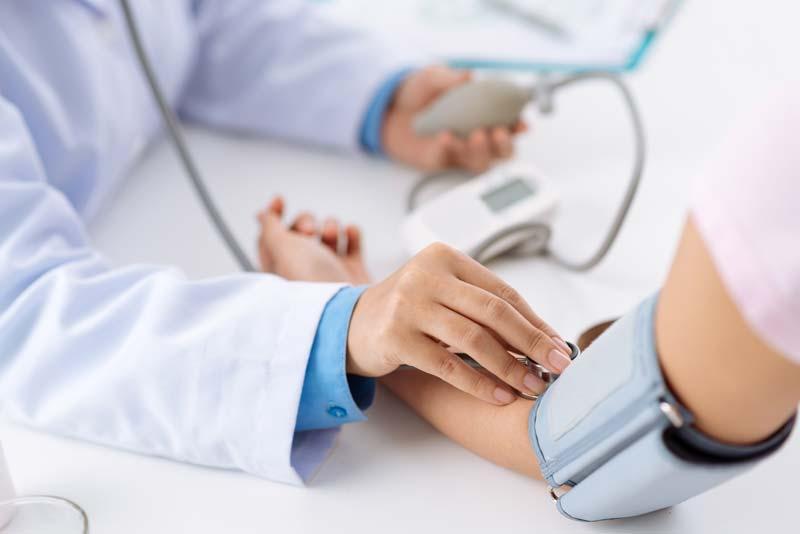 Диабет и высокое давление