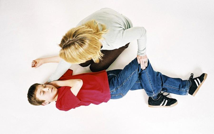 припадки у детей