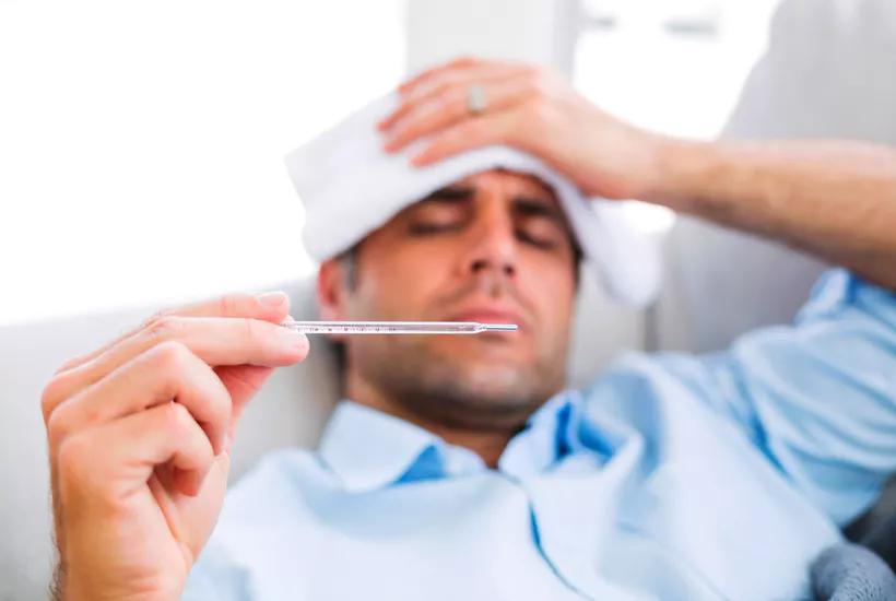 эпидемия гриппа этой зимой