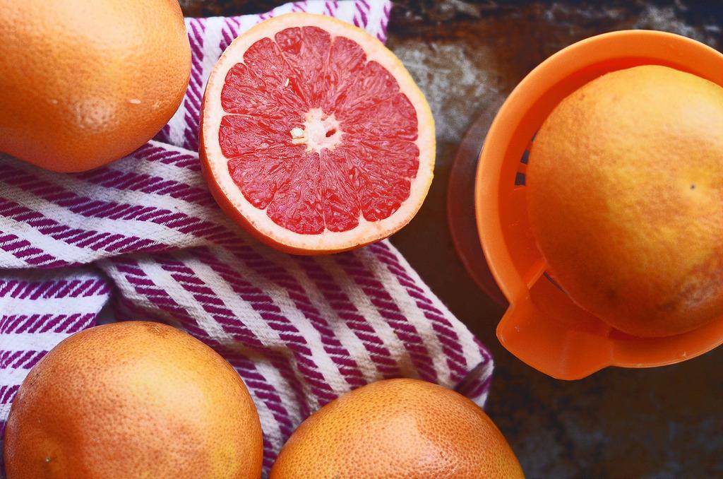 Грейпфрут - против простуды и гриппа