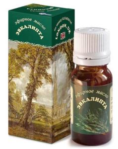 Эвкалиптовое масло из аптеки