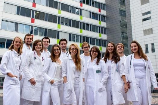 Медицинское образование в Чехии