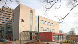 Отделение онкологии и гастроэнтерологии муниципальной больницы Золинген