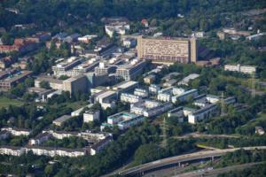 Онкологический, гематологический и иммунологический центр университетской клиники (Uniklinik) В Дюссельдорфе