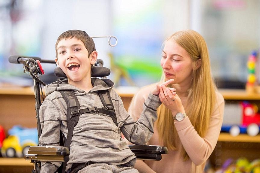 Жизнь с церебральным параличом