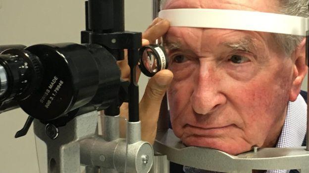 Стволовые клетки возвращают зрение