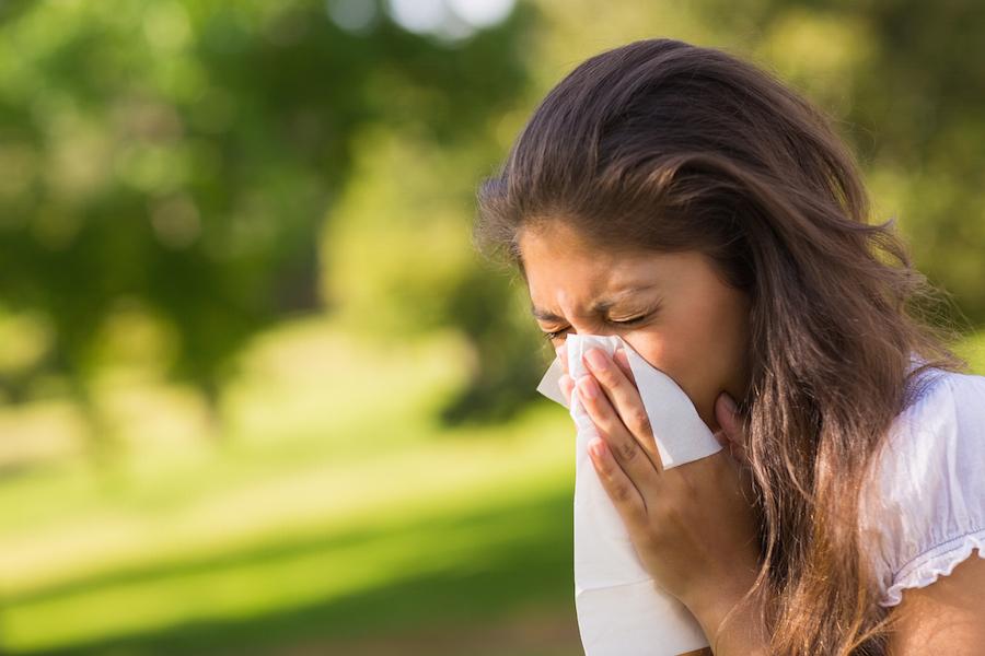 Причины сезонной аллергии