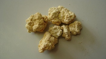 Белый мумие