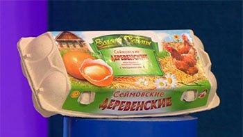 сеймовские яйца