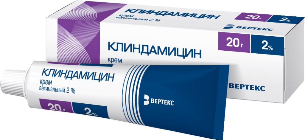 крем Клиндамицин